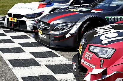 Прямой эфир: первая гонка DTM в Хоккенхайме