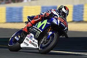 MotoGP Qualifiche Lorenzo imprendibile: pole e record della pista a Le Mans