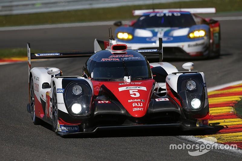Mi-course - Toyota en tête, incidents en pagaille en LMP1!