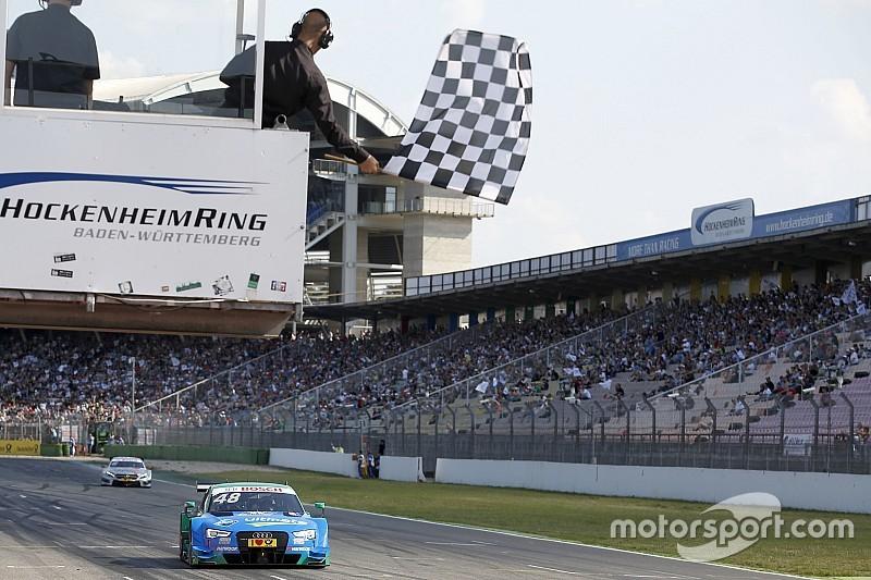 Mortara triunfa en la carrera inaugural