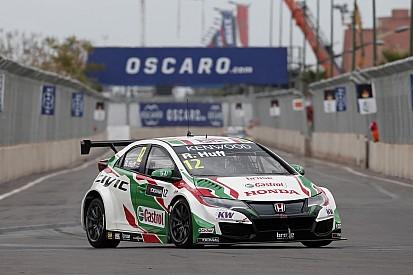 Хафф возглавил трио Honda по итогам квалификации в Марракеше