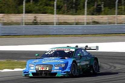 Hockenheim DTM: Mortara kaza dolu yarışı kazandı