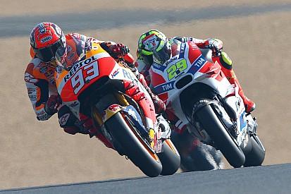 """Marquez: """"Lorenzo está dois passos à frente de todos"""""""