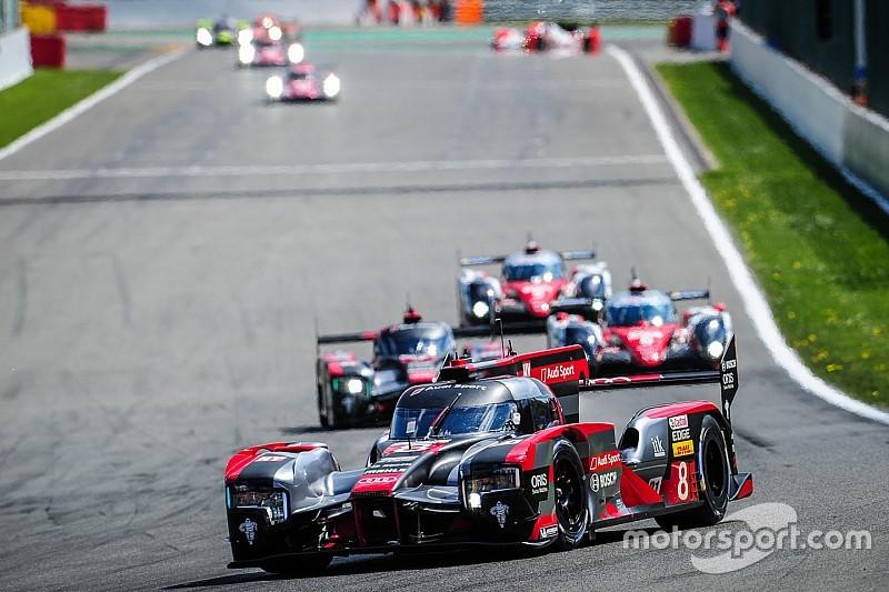 Victoria de Audi en las 6 Horas de Spa-Francorchamps