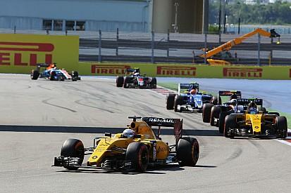 Vasseur - Renault doit se battre pour progresser en 2016