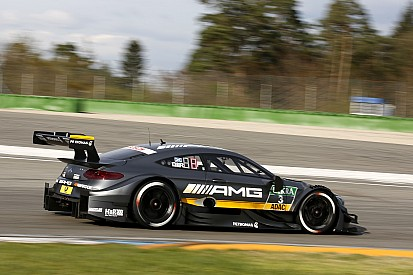 Qualifications 2 - Paul Di Resta installe Mercedes en pole