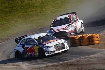 Rallycross-WM: Hockenheim-Triumph für Mattias Ekström