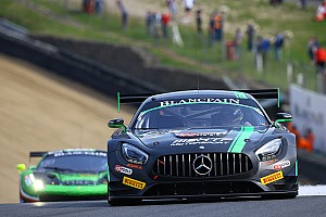 Blancpain Sprint Raceverslag Szymkowiak / Schneider wint kwalificatierace Brands Hatch