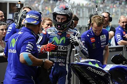 MotoGP Fransa: Lorenzo rahat kazandı, birçok isim düştü!