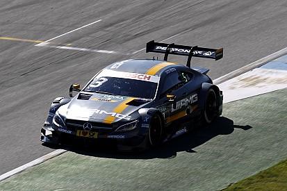 Course 2 - Paul Di Resta sans rival