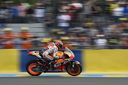 Marquez en Pedrosa hopen op betere tijden na domper in Le Mans