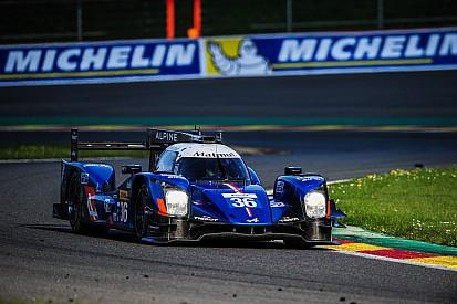 Alpine s'impose au bout du suspense en LMP2