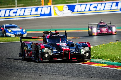 """Audi'nin galibiyete uzanan pilotları """"çılgın yarışta"""" çok şanslı olduklarını söyledi"""