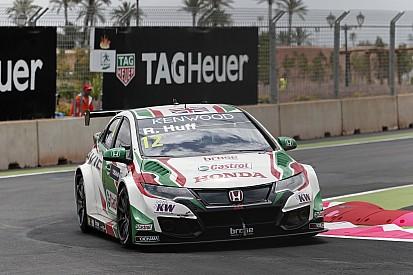 Huff lidera un 1-2-3 de Honda en Marruecos