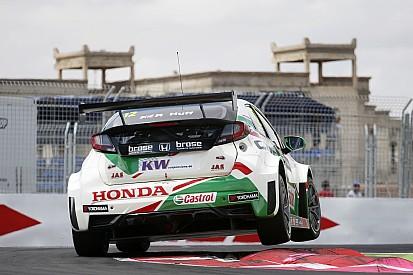 Course 2 - Honda réalise le triplé