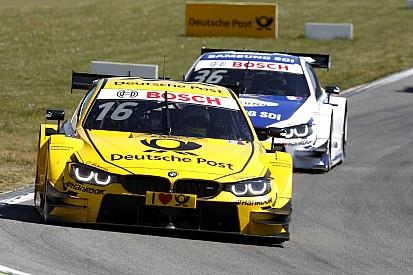 BMW-coureur Glock raakt podiumplaats in tweede race kwijt