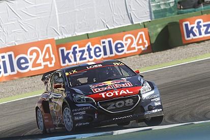 Loeb reste frustré par son week-end allemand