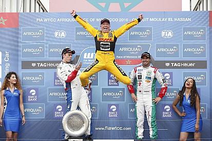 """Coronel na waanzinnige zege in Marrakesh: """"Serieus gave race, superspannend"""""""