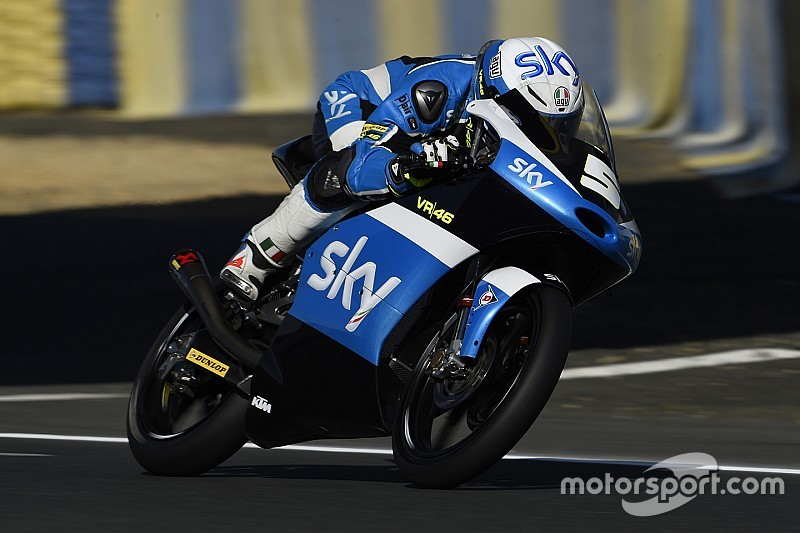 Lo Sky Racing Team VR46 continua la sua crescita a Le Mans