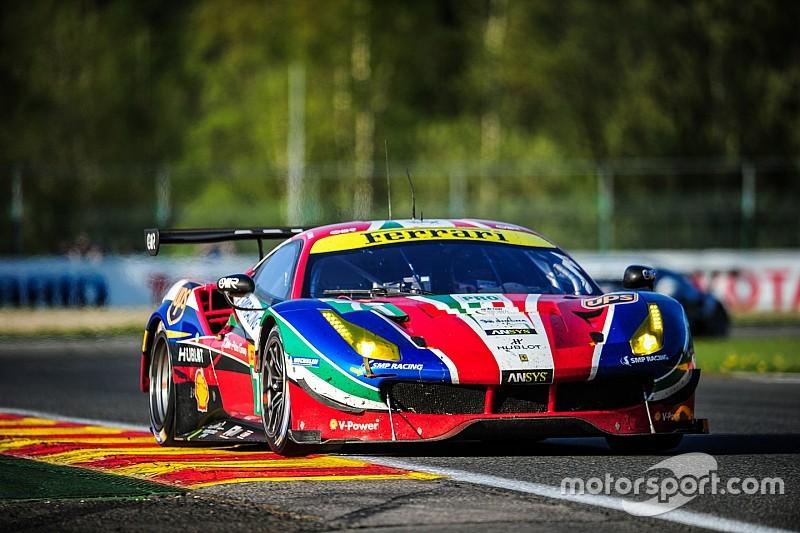 """Une victoire """"douce-amère"""" pour Ferrari"""