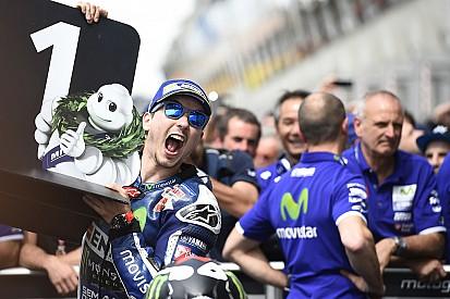 Lorenzo prijst Michelin na ijzersterk weekend in Le Mans