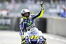 Rossi blij met tweede plaats: