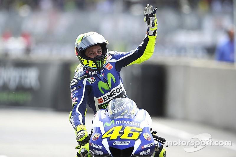 """Rossi blij met tweede plaats: """"20 punten scoren voelt als 'goud'"""""""