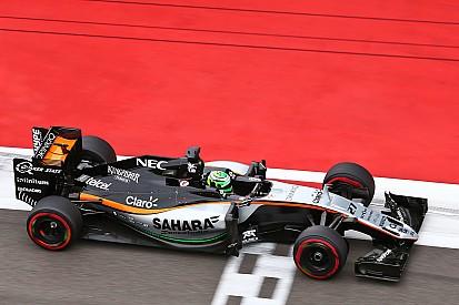 Carro da Force India vai mudar a partir do GP da Espanha