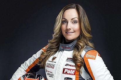 Valérie Chiasson en Coupe Porsche GT3