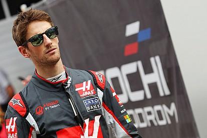 Stewart-Haas travaille pour faire débuter Grosjean en NASCAR