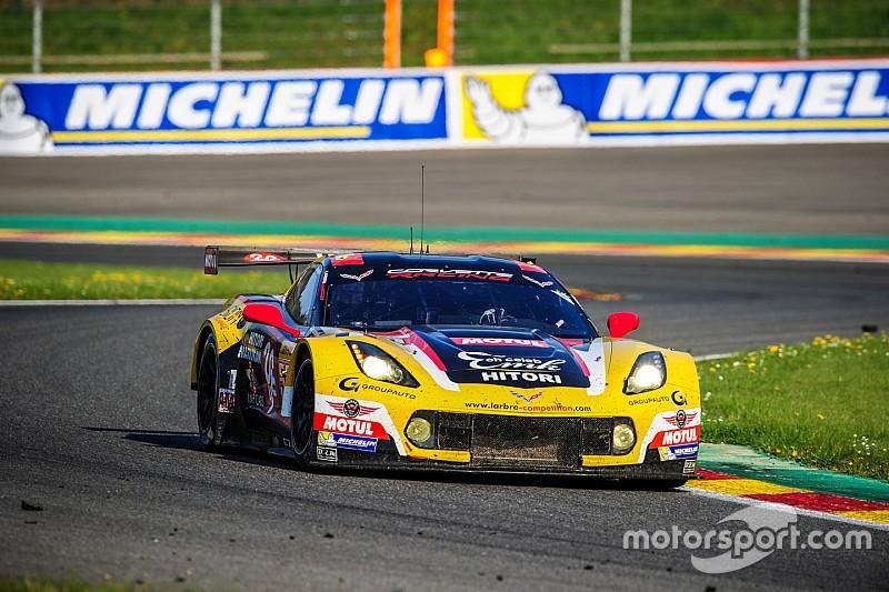 """Ruberti: """"Premesse promettenti in vista di Le Mans"""""""