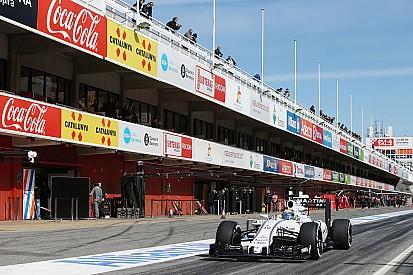 Massa vise le podium en Espagne