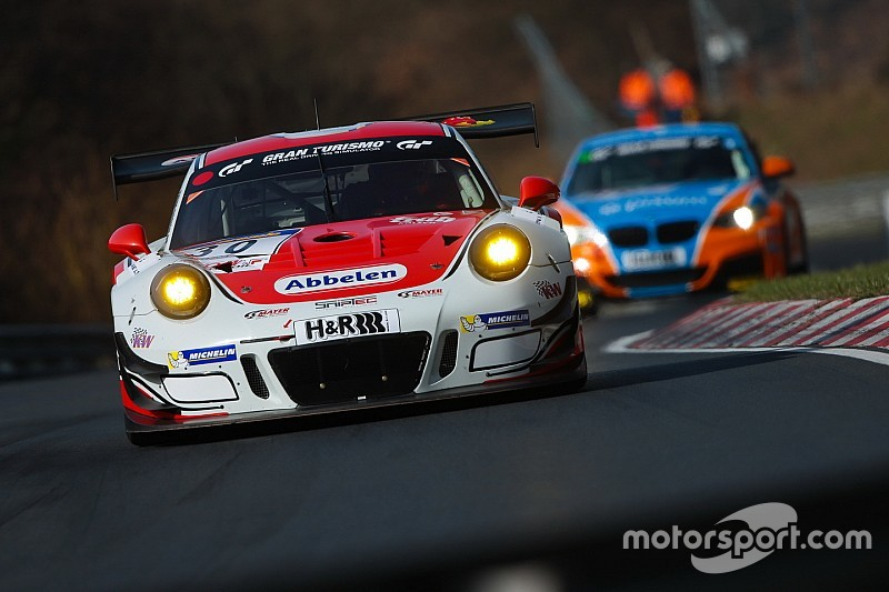 Porsche team Frikadelli quits Nurburgring 24H over BoP