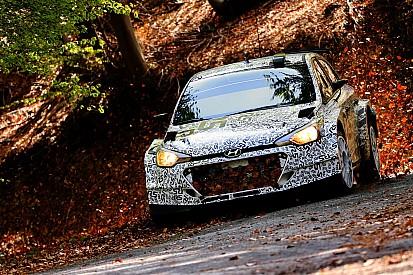 Conclusa la 5 giorni di test in Sardegna per la Hyundai i20 R5