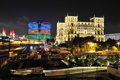 Confira volta virtual em pista de rua da F1 no Azerbaijão