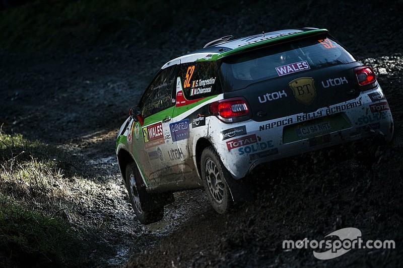 Sei gare nel Junior WRC per Simone Tempestini