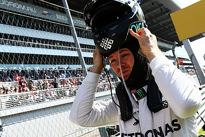 罗斯伯格:还没到憧憬赢下世界冠军机会的时候
