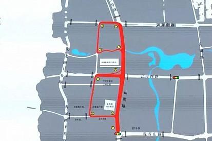 Il 22 e 23 ottobre una gara della IndyCar a Pechino?