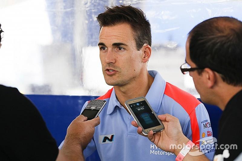 Sordo in gesprek met Hyundai en een ander team voor 2017