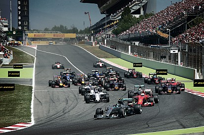 Timetable of the 2016 Spanish Grand Prix