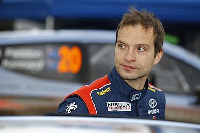 Juho Hanninen dicht bij Toyota WRC deal