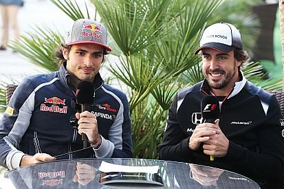 Alonso se llevaría a Hamilton a una isla desierta
