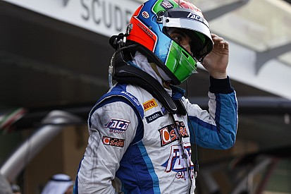 Sergio Canamasas complète le plateau GP2