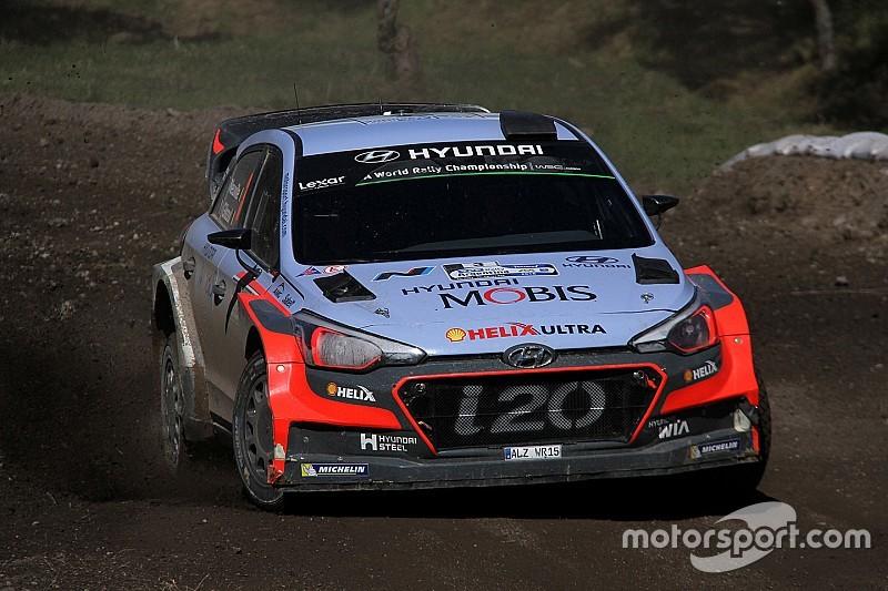 Saranno Paddon e Sordo i piloti titolari Hyundai nel Rally Italia Sardegna