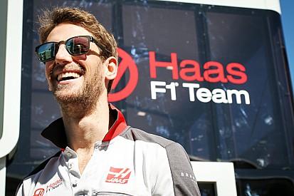 Grosjean préférerait Sonoma pour débuter en NASCAR