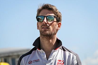 Grosjean diz que prefere estrear na NASCAR em Sonoma