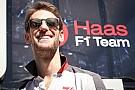Grosjean prefiere el circuito de Sonoma para debutar en NASCAR