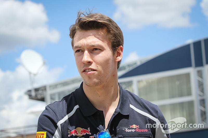"""Kvyat aún no tuvo una """"explicación real"""" por parte de Red Bull"""