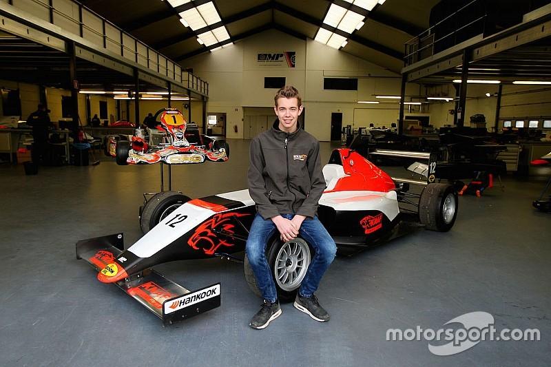 Novo Verstappen? Revelação holandesa se junta à Red Bull
