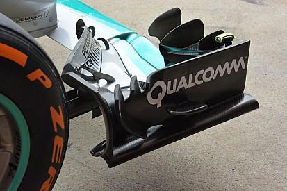 Formel-1-Technik: Neuerungen beim Grand Prix von Spanien